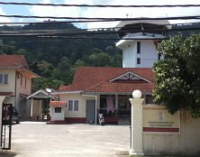 Tioman's community clinic