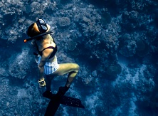 Freediving, free as a fish