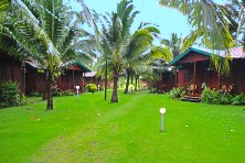 Welcome to Juara Beach Resort. Click here to book your room