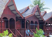 Welcome to Tioman's Juara Mutiara. Click here to book your chalet