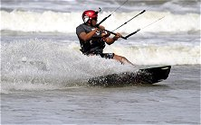 Kitesurfing Malaysia - Need for speed