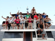 Liveaboard Tioman, simply unforgettable