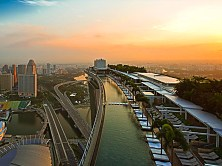 The Marina Bay Sands Infinity Pool, you have to see it to believe it