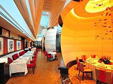 Marina Bay Sands Hotel Singapore. Fine dining meets exquisite cuisine