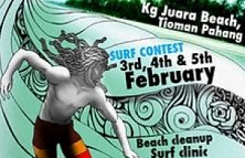 Tourism Malaysia-sponsored surf contest