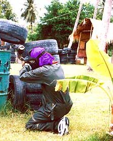 Paintball is survival of the smartest