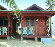 Welcome to Permai Chalet Tioman