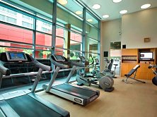 Royal Plaza On Scotts offers a comprehensively equiped gym