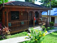 Need a good no-frills room in Tioman? Salang Beach Resort is just the ticket