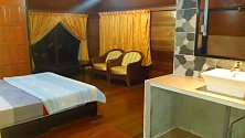 Book your Santai Bistro Restaurant and Chalet room here