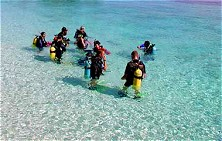 Taking a PADI course? Safety first...