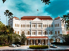 Welcome to Raffles Hotel Singapore