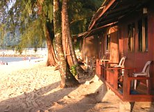 Sun-kissed in Tioman: Sri Tioman