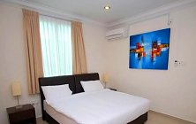 Clean spacious room, comfortable bed. Click for Tioman Dive Resort