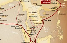 The Maritime Silk Route