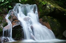 Not to be missed: Asah Waterfall