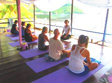 You're on the right track with our blissful Yoga retreat in Juara, Tioman